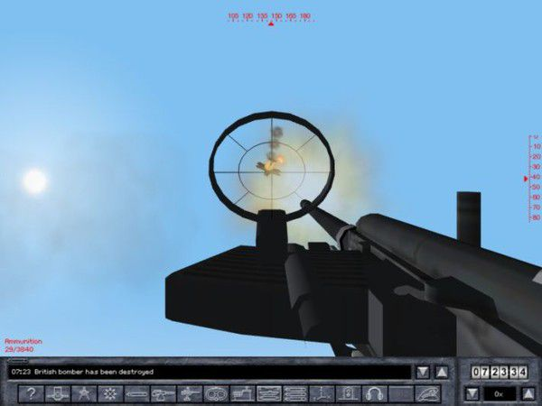Silent Hunter II Captura 2