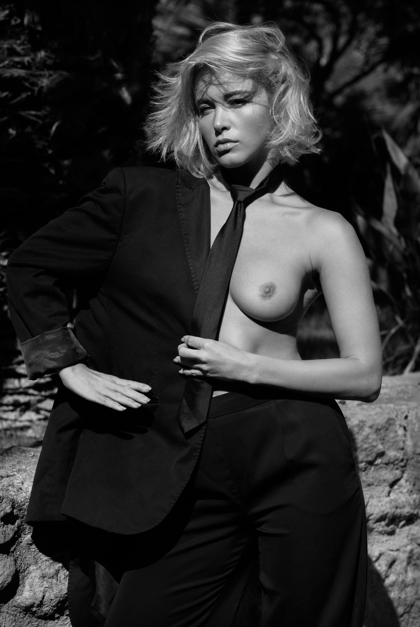 Стильная и сексуальная Виктория Яровая / фото 03
