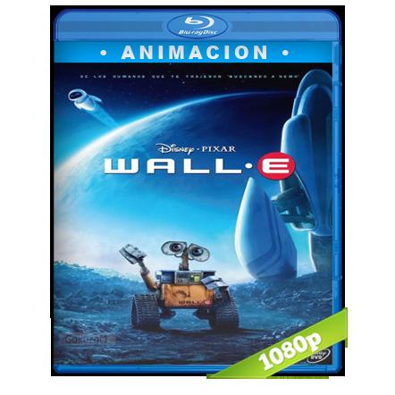 Wall·E [2008][BD-Rip][1080p][Trial Lat-Cas-Ing][Animacion]