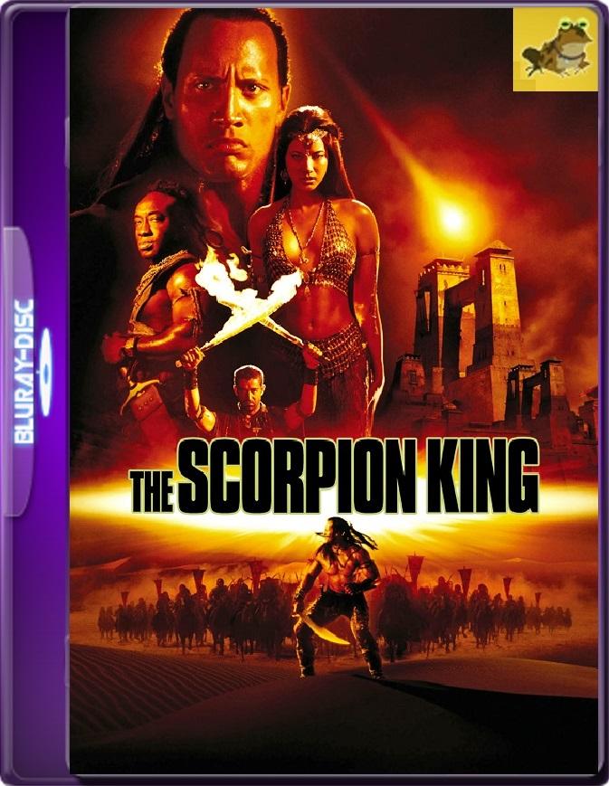 El Rey Escorpión (OPEN MATTE) (2002) WEB-DL 1080p (60 FPS) Latino / Inglés