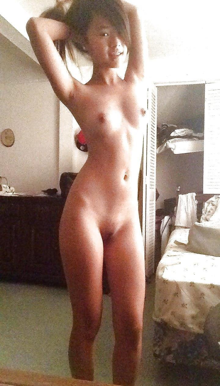 Naked asian girl selfies-7312