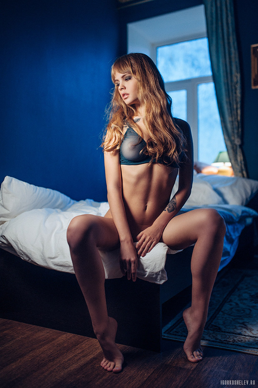 Анастасия Щеглова / Anastasiya Scheglova by Igor Koshelev