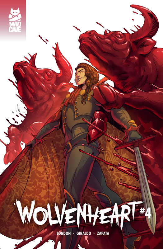 Wolvenheart #1-7 (2019-2020) Complete