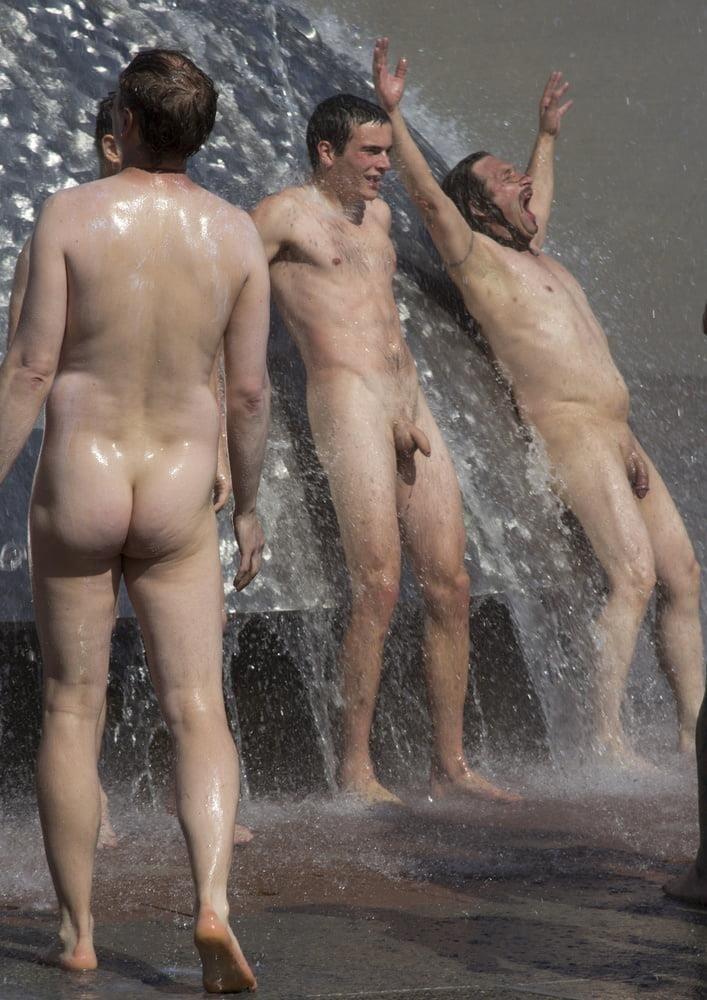 Nude beach bukake-7289