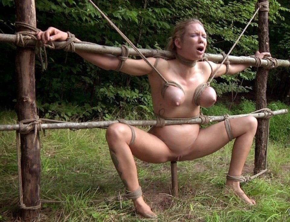 Pregnant bondage xxx-9117
